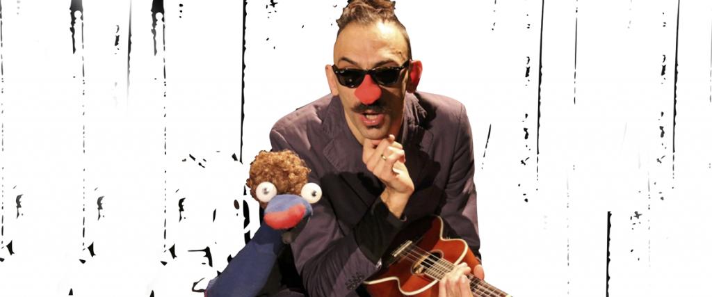 Mol en Pier, kindertheater, live muziek, figurenspel