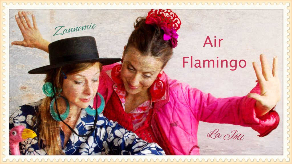 Air Flamingo, voorstelling over flamenco voor kleuters en kinderen