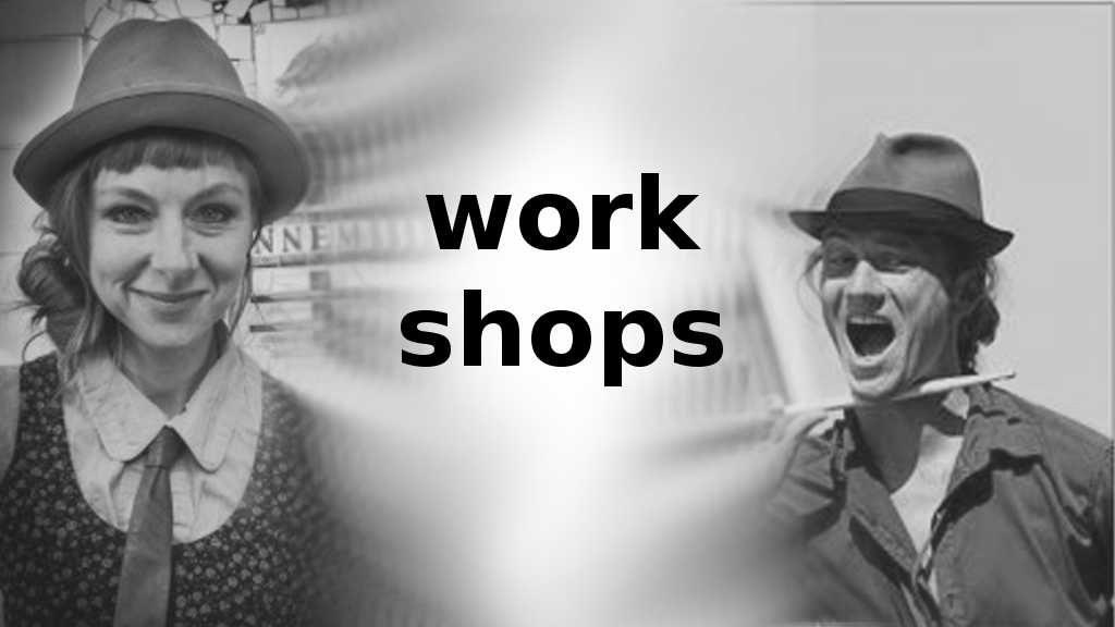 workshop kleuters en kinderen